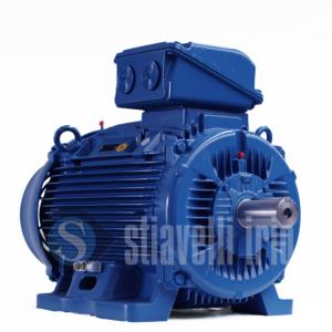 WEG Electric Motor 55 kW 4 Poles IE3