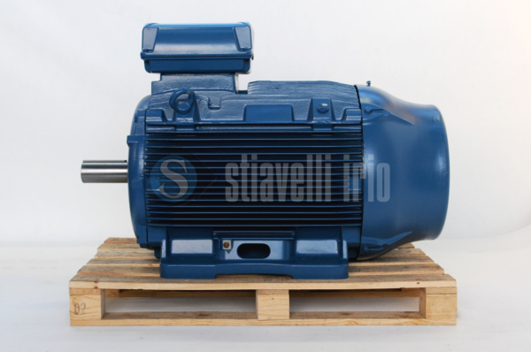 WEG Electric Motor 160 kW 4 Poles IE3