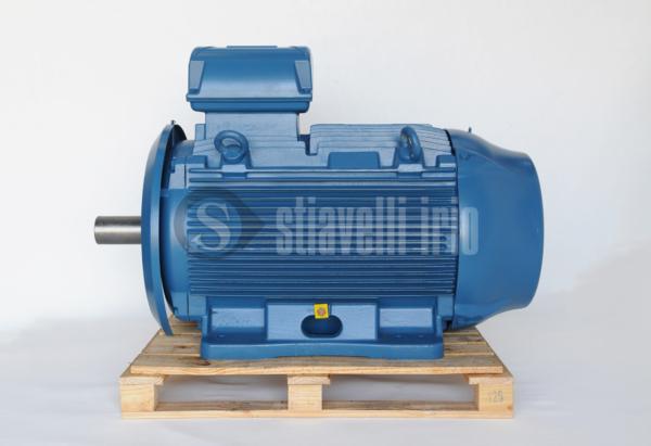 WEG Electric Motor 315 kW 6 Poles IE3