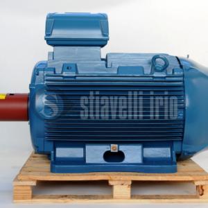 WEG Electric Motor 250 kW 4 Poles IE3