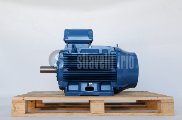 WEG Electric Motor 45 kW 6 Poles IE3