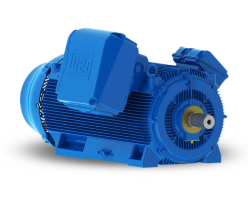 HGF Low and high electric motor