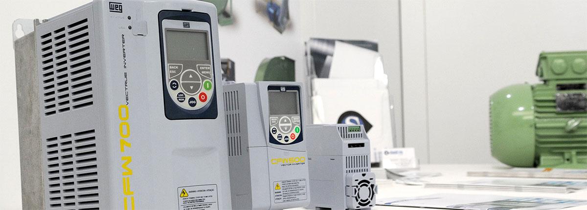 Automation, Inverter - Stiavelli Distribuzione