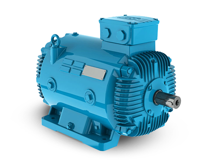 Water-cooled Motors